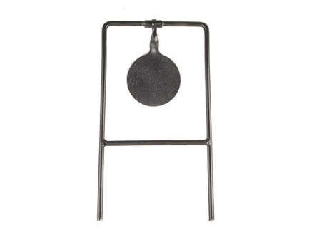High Point Swinging Target Single-Spin 45 Caliber Steel Black
