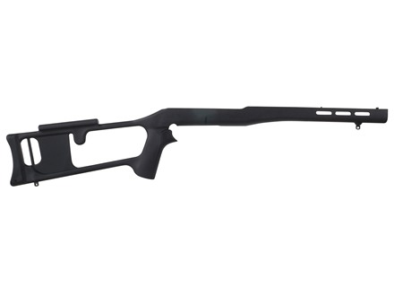 Advanced Technology Fiberforce Rifle Stock Marlin 60, 75, 990, 995 Series Tube and Magazine Fed Polymer Black