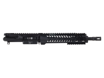 "Adams Arms AR-15 Pistol A3 Tactical Evo Carbine Gas Piston Upper Assembly 5.56x45mm NATO 1 in 7"" Twist 11.5"" Barrel Melonite Finish with 10"" Extended Free Float Modular Rail Handguard, Flash Hider"