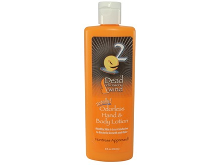 Dead Down Wind e2 Odorless Hand and Body Lotion 8 oz