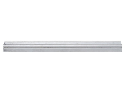 "Power Custom Gunsmith Weaver-Style Rail Scope Base Blank 18"" Length 9/16"" Height Aluminum"