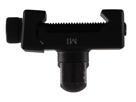 Midwest Industries Rail Mount Sling Adapter with Standard Sling Swivel Stud AR-15 Aluminum Matte