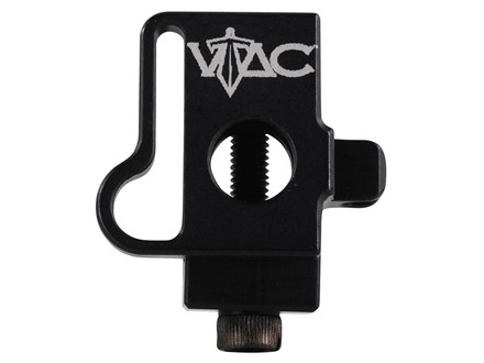 VTAC Lamb Universal Sling Attachment for Picatinny Rail Aluminum Black
