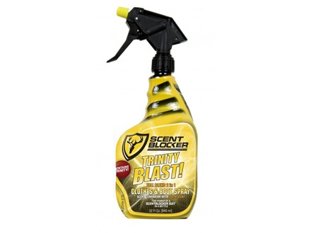 ScentBlocker Trinity BLAST Fall Blend Scent Elimination Spray 32 oz