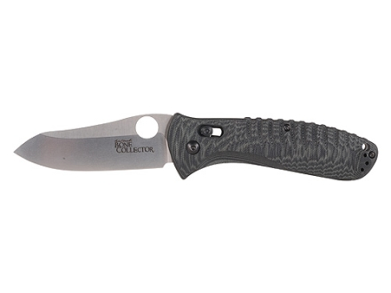 "Benchmade Bone Collector 15020-Series AXIS Folding Pocket Knife 3.36"" Drop Point D2 Steel Blade"