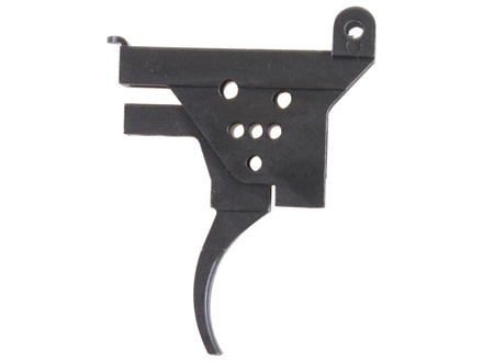 Rifle Basix Rifle Trigger Savage 10 through 16, 110 through 116 with or without AccuTrigger 4 oz to 3 lb Black