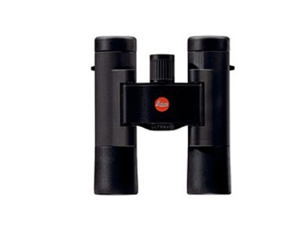 Leica Ultravid Compact Binocular Roof Prism Rubber Armored Black