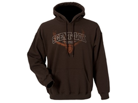 Scent-Lok Men's Team Hooded Sweatshirt