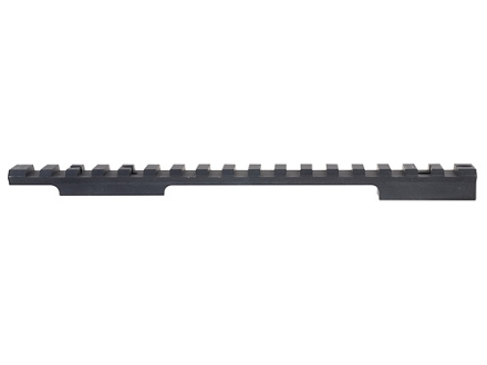 EGW 1-Piece Heavy Duty Picatinny-Style 20 MOA Elevated Base Remington 700 Short Action