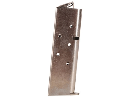 Colt Magazine 1911 Government 380 ACP 7-Round Steel Nickel Plated