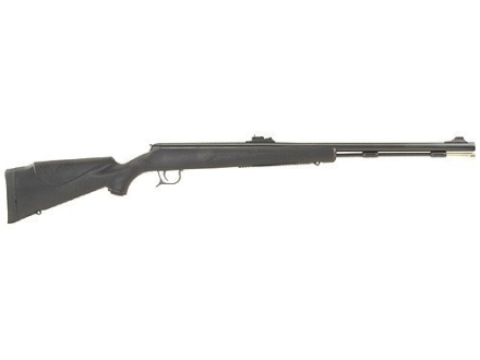 "CVA Kodiak 209 Magnum Black Powder Rifle 50 Caliber # 209 Primer Black Synthetic Stock 1 in 28"" Twist 28"" Barrel Blue"