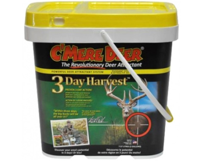 C'Mere Deer 3 Day Harvest Deer Attractant Granular 2 Gallon