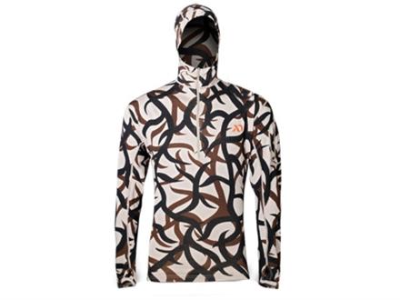 First Lite Men's Chama Hooded Sweatshirt Merino Wool