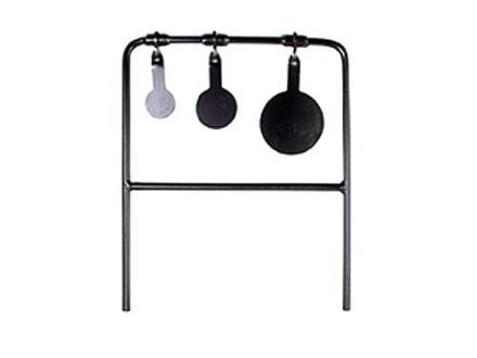 Caldwell Plink N' Swing Swinging Target Triple-Spin 22 Caliber Rimfire Steel