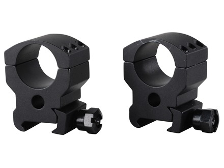 "Burris 1"" Xtreme Tactical Picatinny-Style Rings Matte High"