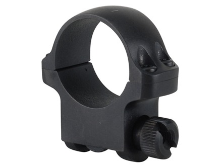 "Ruger 1"" Ring Mount 4BHM Matte Medium"