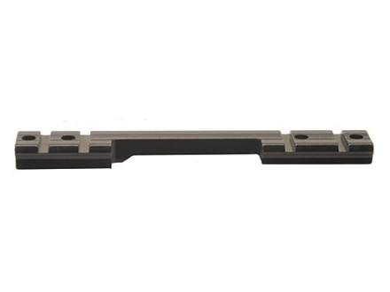 Ironsighter 1-Piece Weaver-Style Scope Base Remington 700 Short Action Gloss