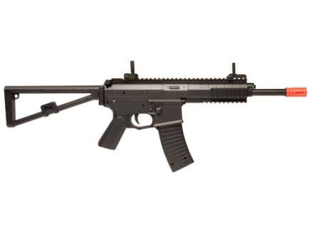 Crosman Airsoft Stinger R39 6mm Airsoft Rifle Spring Powered Semi-Automatic Polymer Stock Black