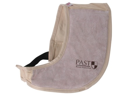 PAST Field Recoil Pad Shield Ambidextrous