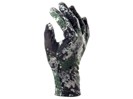 Sitka Gear Merino Liner Gloves Wool