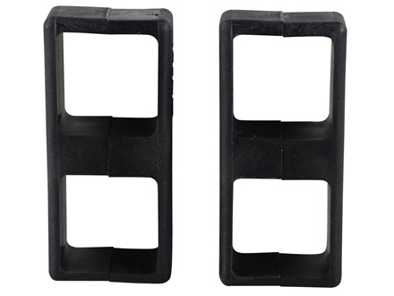 Power Custom Magazine Coupler Ruger BX-25 Polymer Black Pack of 2