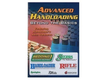 "Redding Video ""Advanced Handloading: Beyond The Basics"" DVD"