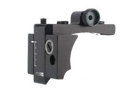 Williams 5D-70 Receiver Peep Sight Winchester 70, Remington 700, Mossberg 800 Aluminum Black