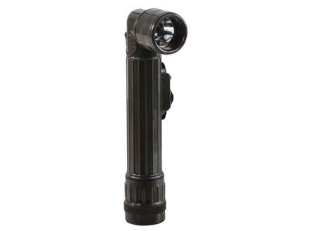 5ive Star Gear Mil-Spec Anglehead Flashlight Requires 2 AA Cell Batteries Polymer