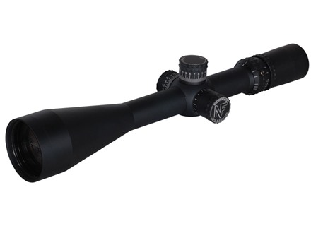 Nightforce NXS Rifle Scope 30mm Tube 5.5-22x 56mm Hi-Speed Side Focus Illuminated Reticle Matte