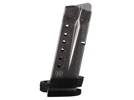 Smith & Wesson Magazine S&W M&P Shield 9mm Luger 8-Round Stainless Steel