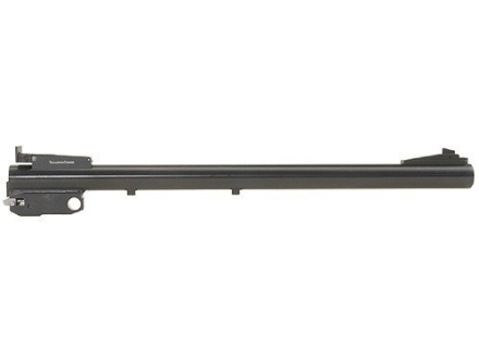"Thompson Center Barrel Thompson Center Contender, G2 Contender 22 Long Rifle Match Medium Contour 1 in 15"" Twist 14"" Blue Adjustable Sights"