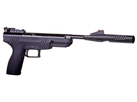Benjamin Trail Nitro Piston Air Pistol 177 Caliber Black Synthetic Stock Blued Barrel