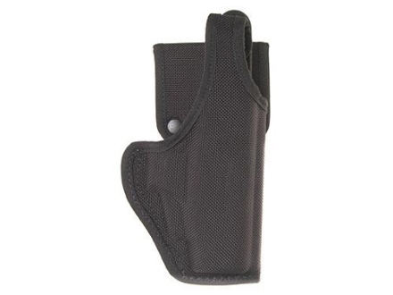 Bianchi 7120 AccuMold Defender Holster Right Hand HK USP 40, 45 Nylon Black