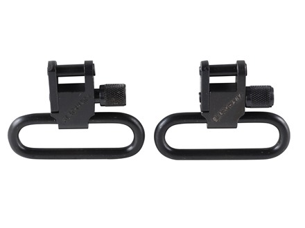 "BlackHawk Lok-Down Sling Swivels 1-1/4"" Steel Blue"
