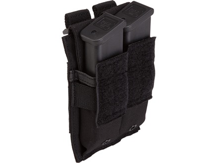 5.11 Double Pistol Magazine Pouch Nylon Black