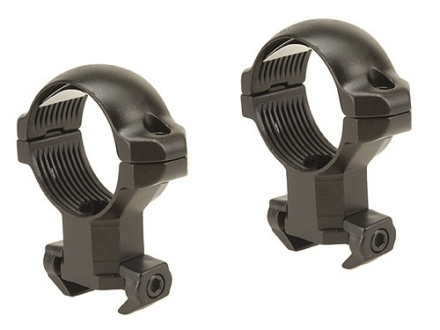 Millett 30mm Angle-Loc Windage Adjustable Weaver-Style Rings Matte High