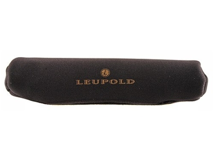 "Leupold Rifle Scope Cover 9"" x 20mm Black Small"