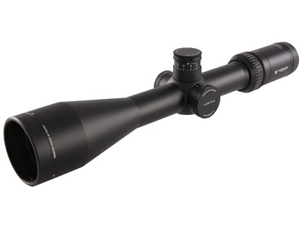 Vortex Viper HS Long Range Rifle Scope 30mm Tube 4-16x 50mm Side Focus First Focal XLR Reticle Matte
