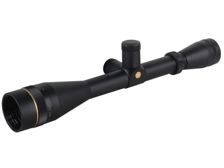 Leupold VX-2 Target Rifle Scope 6-18x 40mm Adjustable Objective Matte