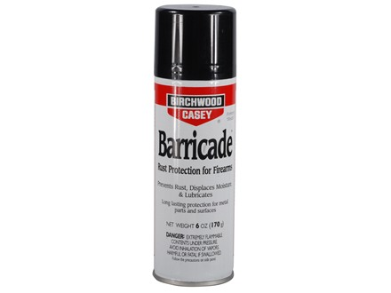 Birchwood Casey Barricade Rust Preventative 6 oz Aerosol