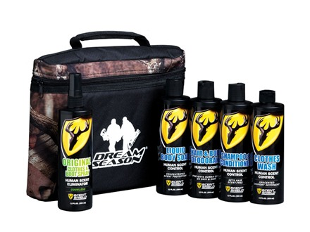 ScentBlocker Dream Season 5-Pack Scent Elimination Combo