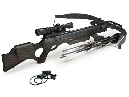 Excalibur Eclipse XT Crossbow Package with Shadow-Zone Illuminated Scope Black