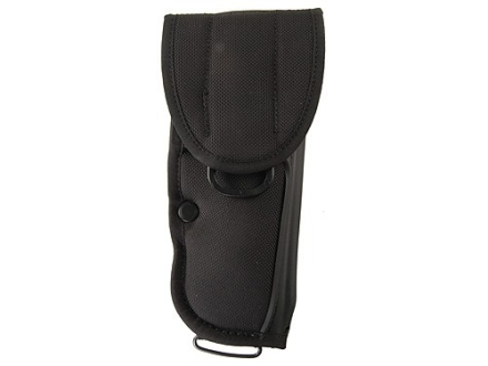 "Bianchi UM84-2 Universal Military Holster Large Frame Semi-Automatic 4"" Barrel Nylon Black"