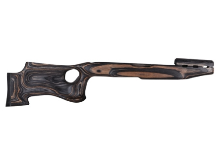 TAPCO TimberSmith Thumbhole Rifle Stock SKS Laminated Wood Black