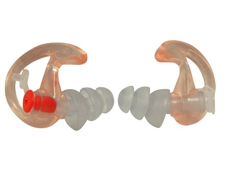 SportEAR Sport Plugz XP3 Medium Ear Plugs (NRR 19dB) Tan