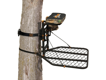 Big Game The Phoenix Hang On Treestand Steel Black