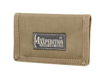 Maxpedition Micro Wallet Nylon Olive