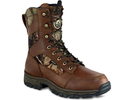 Irish Setter Havoc Waterproof Hunting Boots Leather and Nylon