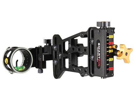 Trophy Ridge React-One SmartPin 1-Pin Slider Bow Sight with Light