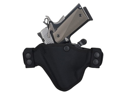 Bianchi 4584 Evader Belt Holster Left Hand Beretta 92, 96 Nylon Black
